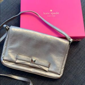 Kate Spade Bright Lights Carah Purse Rose Gold